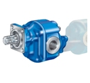 Interpump Hydraulics ISO 3126 Tandem Gear Pump 62-148cc/rev